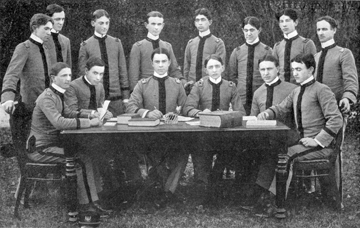 1903 board of editors
