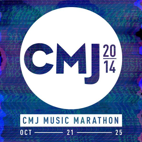 CMJ 2014 logo