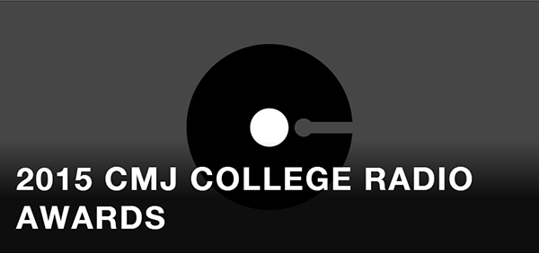 CMJ 2015 College Radio Awards