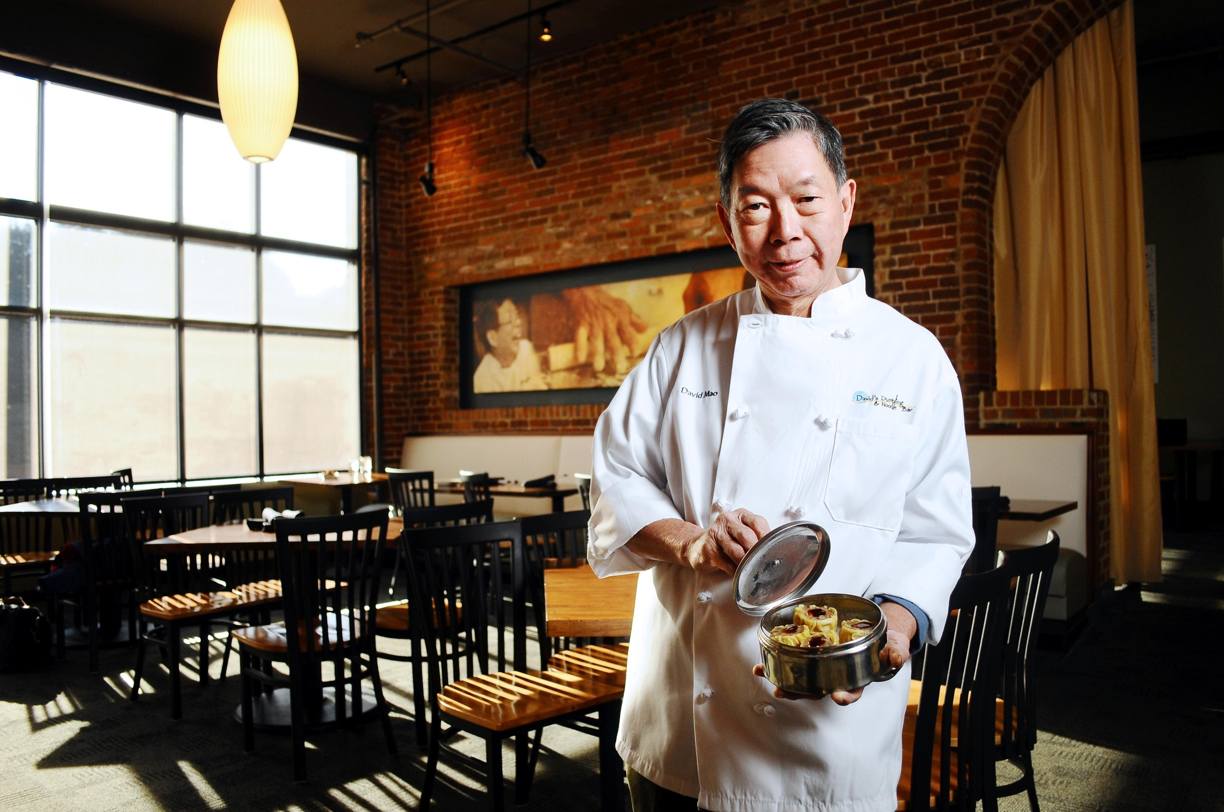 Photo of Chef David Mao