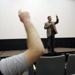Chris Hondros at NCSU