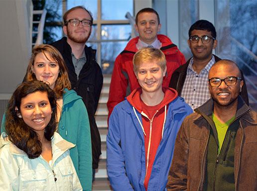2014-2015 N.C. State Student Media leaders