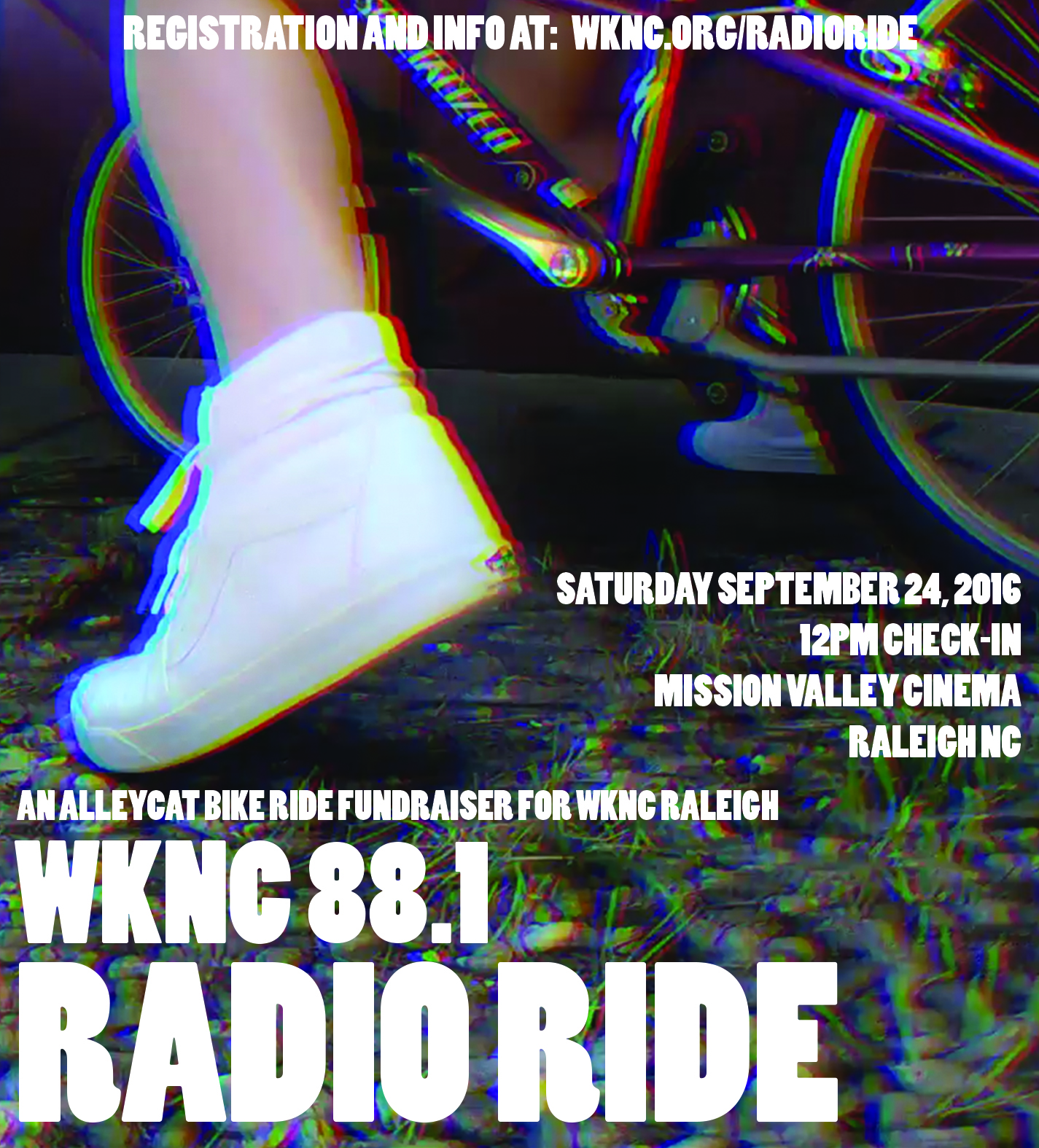 WKNC Radio Ride